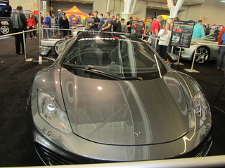 2013 McLaren 12C Spider