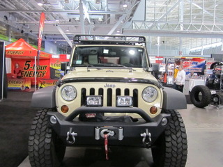 moded 2013 Jeep Wrangler