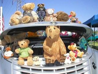 Bears On P Ts