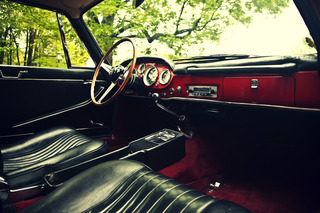 1962 Moretti 2500 Ss Coupe Chassis No