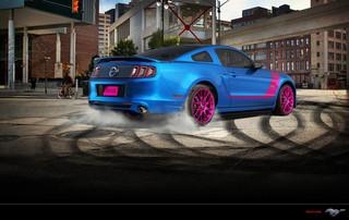 Mustang GT 2