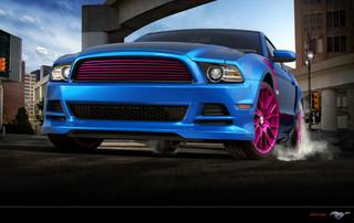 Mustang GT 4