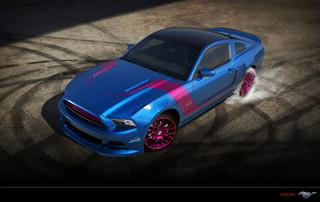 Mustang GT 3