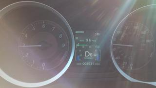 Evo Gas Mileage