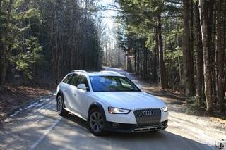 Audi Allroad 1