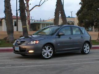 2008 Mazda Mazda3 S Sport Hatchback Pic 51498