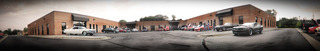 Cars And Coffee Panorama 101