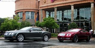 Some Bentleys...