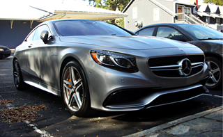 Mercedes S63 AMG Coupe Edition 1