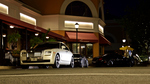 Rolls-Royce Ghost, Audi R8 V8, and Bentley Continental GT