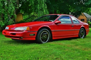1990 Ford Thinderbord Supercoupe