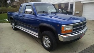 1995 Dodge Dakota 4x4 SLT