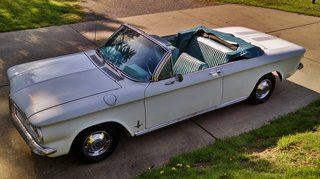 1963 Chevy Corvair Monza 900
