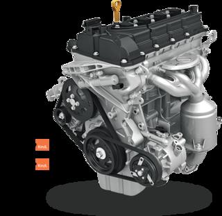 Ertiga Petrol Engine