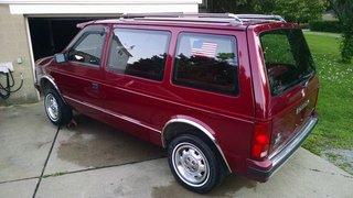 1989 Dodge Caravan SE Turbo