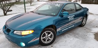 1999 Pontiac Grand Prix GTP Pace Car