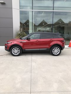 Our new Evoque