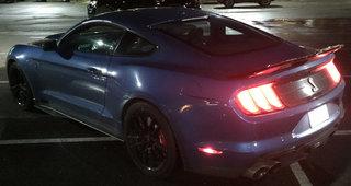 My last GT500...