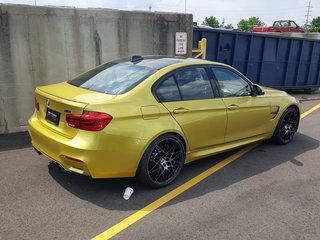 Austin yellow