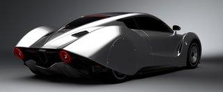 GT concept Car