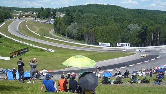 ALMS at Mosport, July 2013
