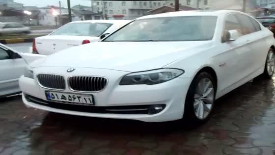 MY BMW 5-SERIES 2013