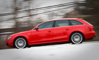 2010 Audi A4 Avant 2