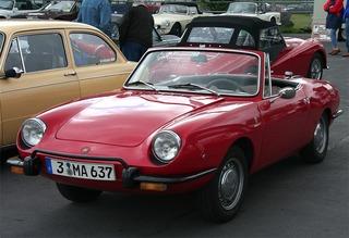 Fiat 850 Spider  16