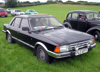 1982 Ford Granada 2