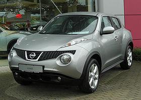 Nissan Juke Acenta 1