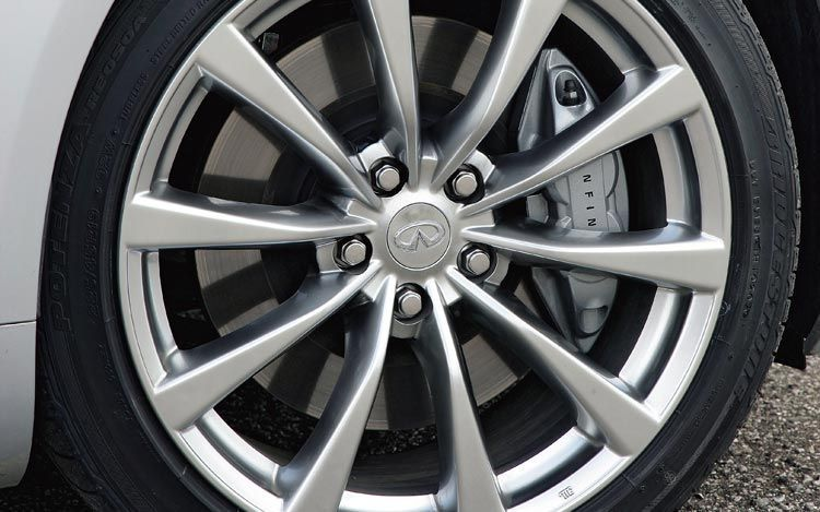 G37 Wheel