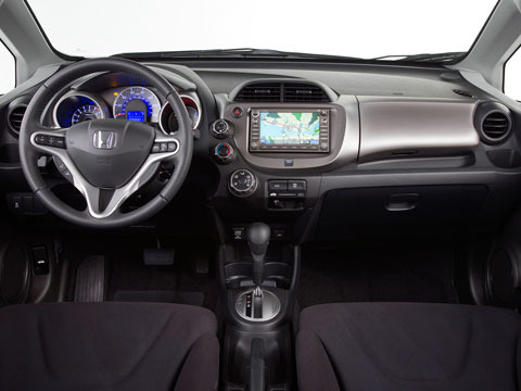 Civic Interior What It Should Have Been