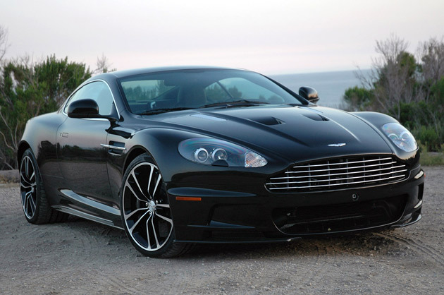 Aston Martin Dbs Carbon Black