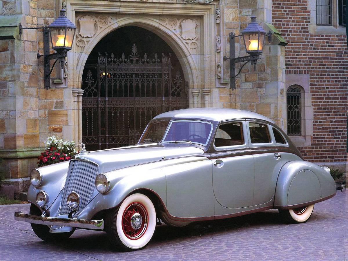 1933 Pierce Arrow V 12 Silver Arrow