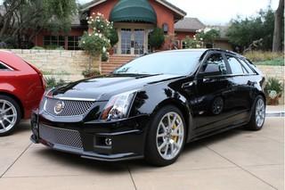 2011 Cadillac Cts V Wagon 100331519 M