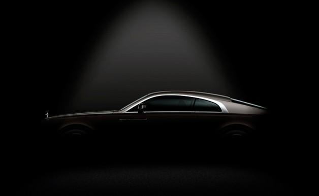 Rolls Royce Wraith Teaser 628