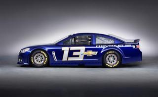 2013 Chevrolet Ss Nascar Race Car Photo 490376 S 520x318