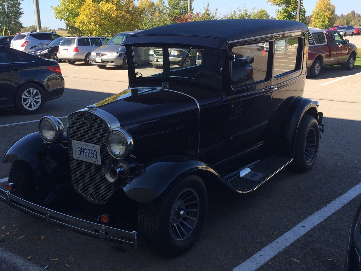 1931 Ford Small