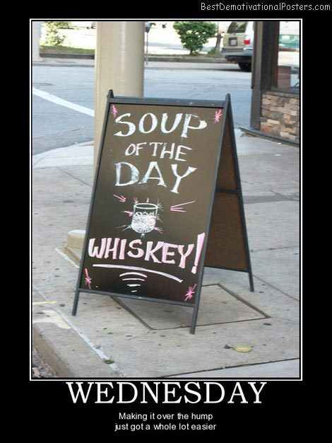 Wednesday Lunch Humor Best Demotivational Posters