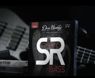 SR2000 Bass Strings Revolutionize Bass Tone