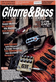 Gitarre & Bass Checks Out Blackhawk Strings