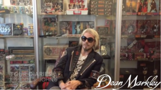 Tour Diaries: Episode 3 John 5