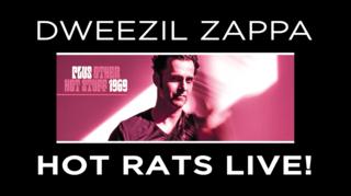 Hot Rats Live