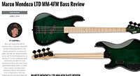 Review: LTD MM-4FM Marco Mendoza Signature Bass