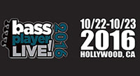 Visit ESP at Bass Player Live (Oct 22/23)