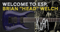 "Welcome to the ESP Family: Brian ""Head"" Welch"