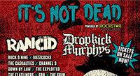 ESP Players Crank Up the Punk at It's Not Dead Fest 2