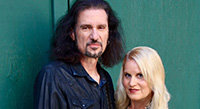 ESP Rocker Bruce Kulick Makes Sweet Sounds with Wife Lisa