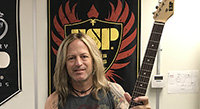 Doug Aldrich Gets New ESP Custom