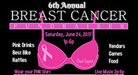 June 24: ESP Supports Breast Cancer Fundraiser